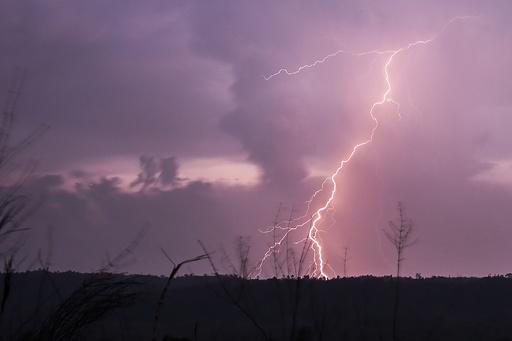 【特集】AFPがとらえた落雷の瞬間 収蔵写真から厳選