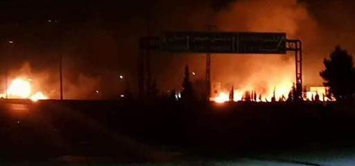 シリアへのミサイル攻撃、イラン革命防衛隊員8人含む外国人15人死亡