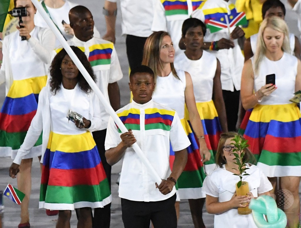 リオ選手村でまた性的暴行事件、ナミビア選手団の旗手逮捕