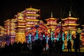 中国伝統の「ランタン・フェスティバル」 来訪客を魅了 フランス