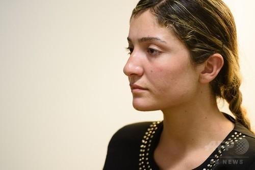 ISの拉致・レイプから脱出、ヤジディー教徒少女「助けを」と訴え