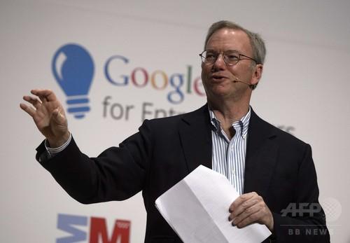 「検索市場で最大のライバルはアマゾン」 グーグル会長