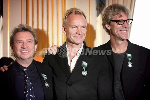ポリス、再結成バンドの活動終了を発表