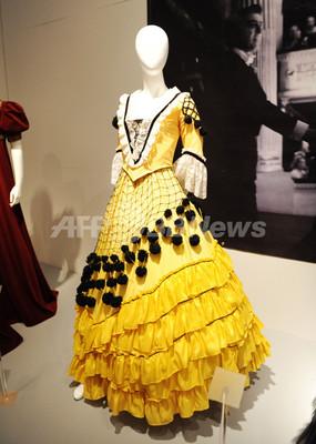マリア・カラスのステージ衣装展覧会、NYで