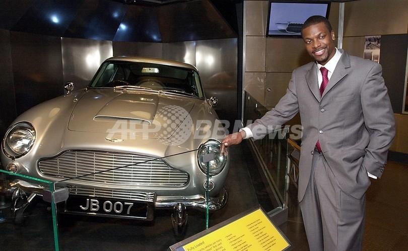 英国を最も象徴する車はボンド愛用の「アストンマーティンDB5」