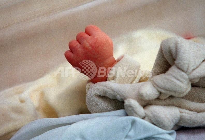 米ネブラスカ州「赤ちゃんポスト」法を改正、生後30日以下に制限