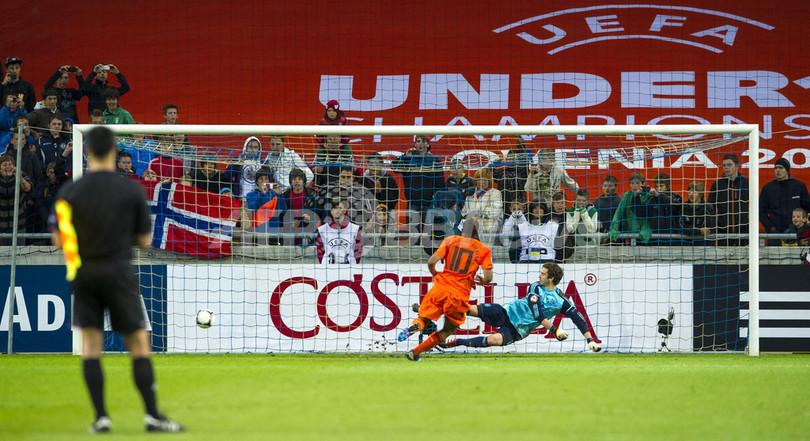 オランダがPK戦の末優勝、U-17欧...
