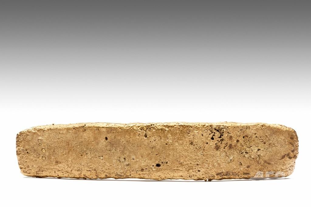 39年前に発見の金の延べ棒、スペイン人征服者の略奪品と判明 メキシコ