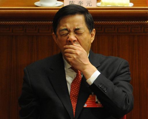 重慶市トップの簿熙来氏を解任 中国共産党