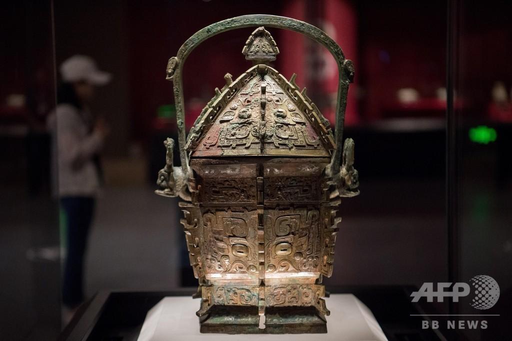 海外流出した西周時期の青銅器2個が「帰国」 公開 山西省