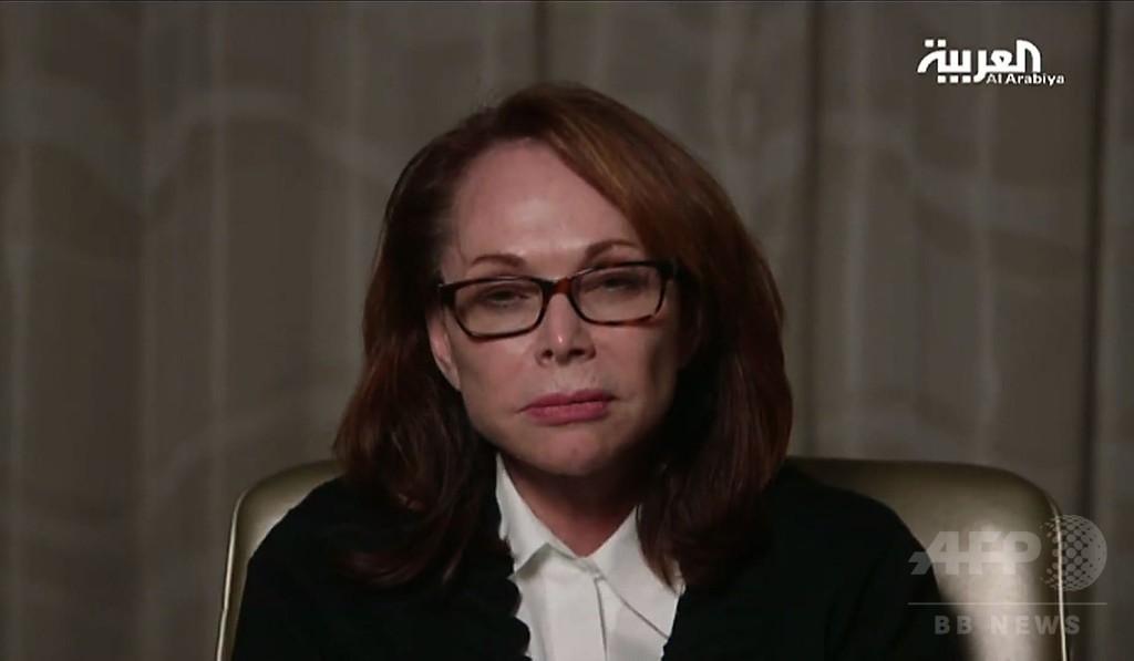 イスラム国が拘束の米記者、母親が解放訴えるビデオメッセージ