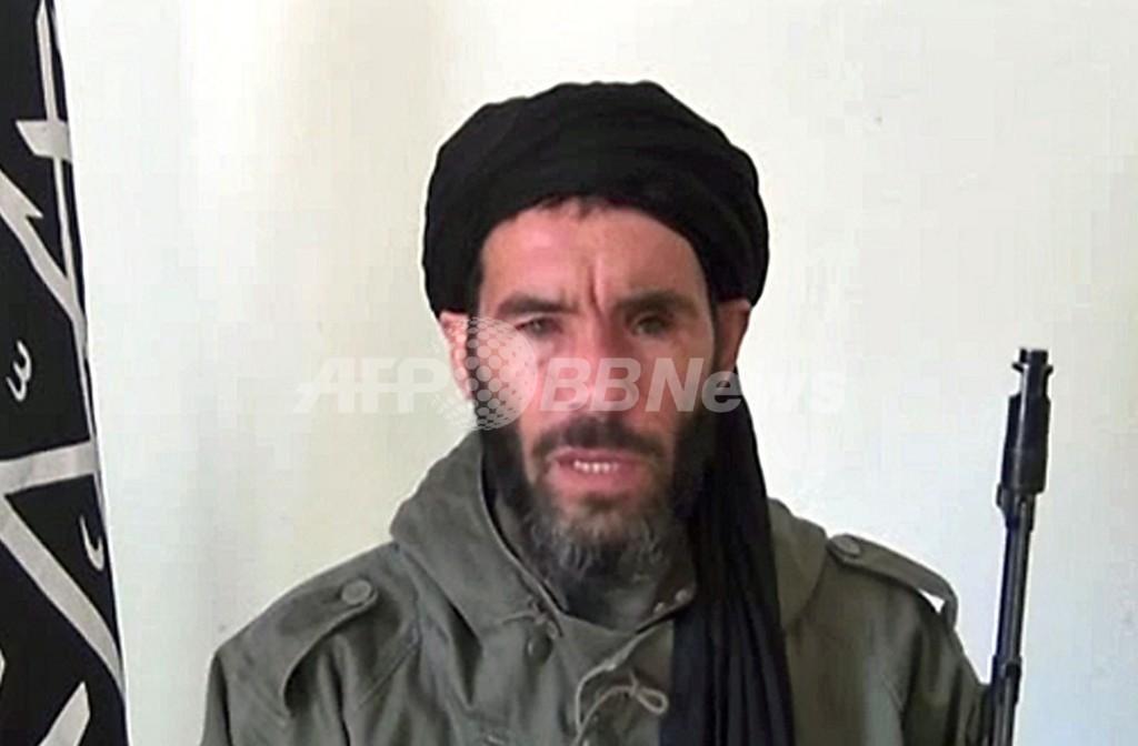 アルジェリア人質事件の首謀者を殺害、マリで作戦中のチャド軍
