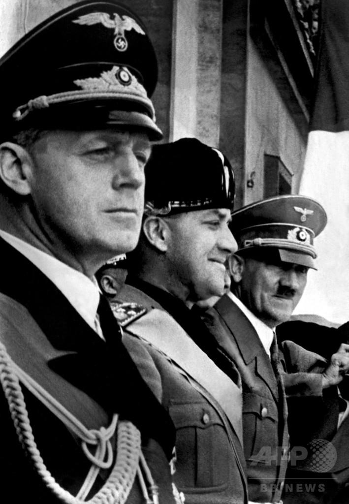 ナチス外相がソ連スパイのゾルゲに送った書簡、日本で見つかる