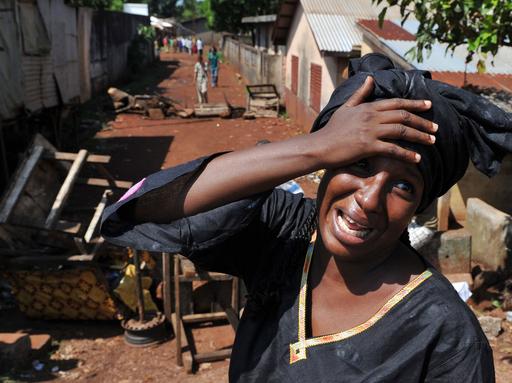 ギニアで非常事態宣言、大統領選結果めぐる混乱で死者7人