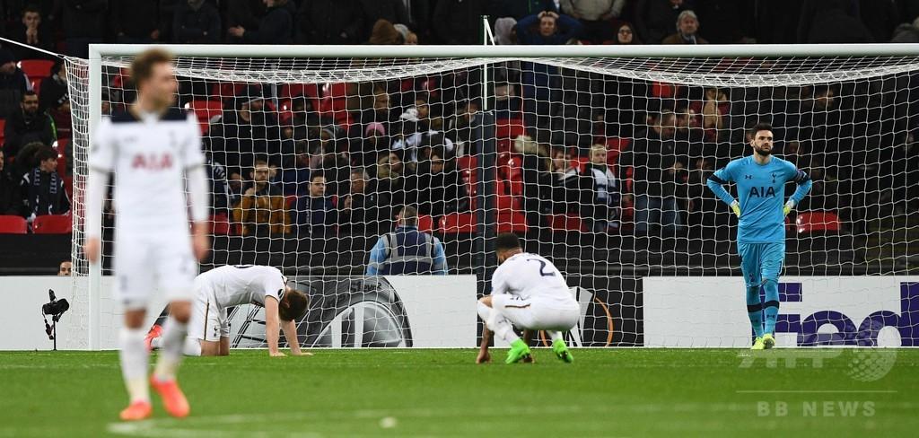 トッテナムが1回戦敗退、EL最多観客8万465人の前でヘントに敗北 写真10 ...