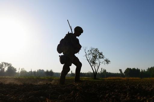 米軍内の自殺増加、戦闘経験とは関連なし 研究