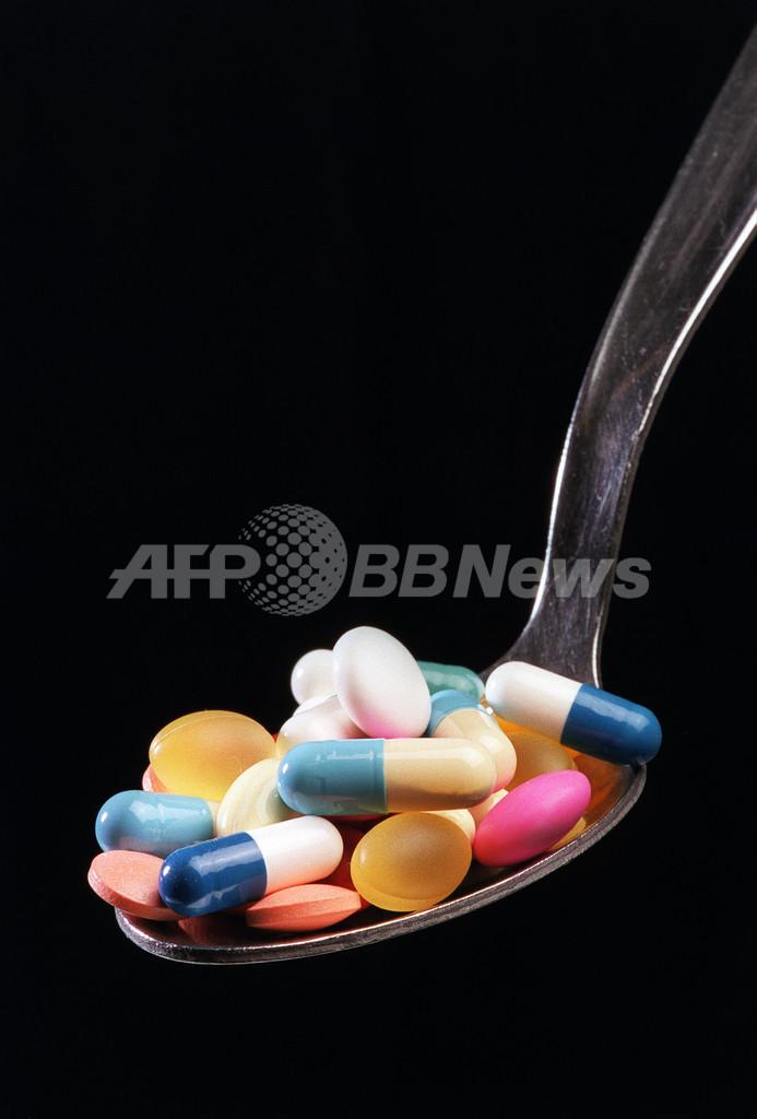 偽薬に高い治療効果、自然治癒力引き出す 豪大研究