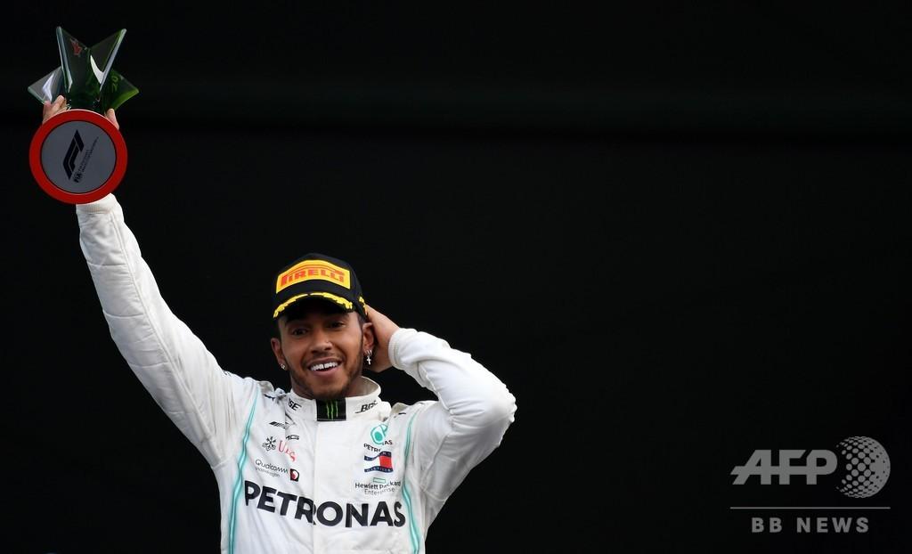 ハミルトンがメキシコGP制す、6度目の総合優勝は次戦以降に