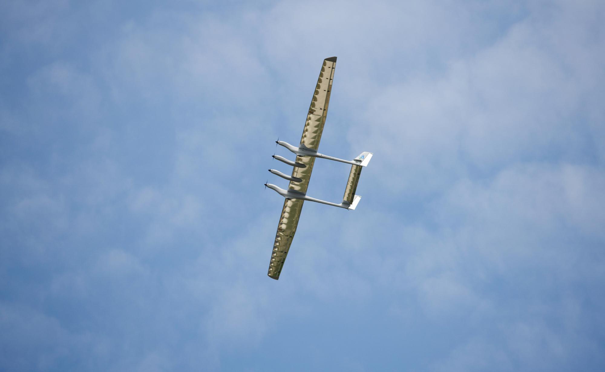 中国の中・大型無人ソーラー航空機「墨子Ⅱ型」、初飛行に成功
