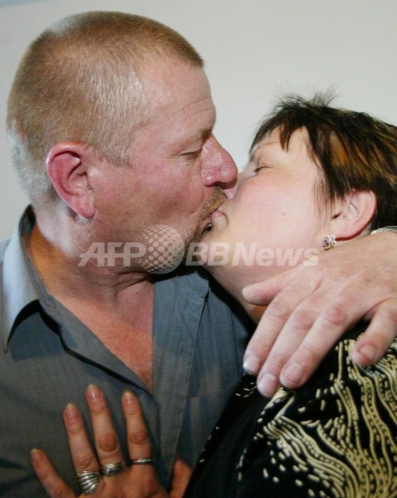 ディープキスで口腔がんが広がる可能性、スウェーデン研究