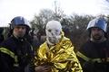 反資本主義者ら約300人、キャンプ閉鎖で警察と衝突 仏西部