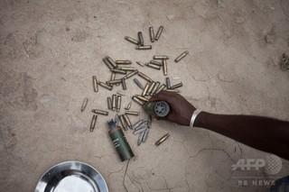 中央アフリカ、中国による武器提供を国連に要請 武器禁輸の例外で