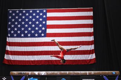 米体操の性的虐待問題、国際団体会長が支援組織の設立を検討