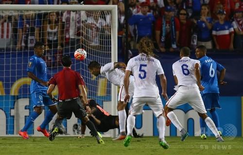 国際ニュース:AFPBB Newsゴールドカップ開幕!連覇を目指す米国が白星発進