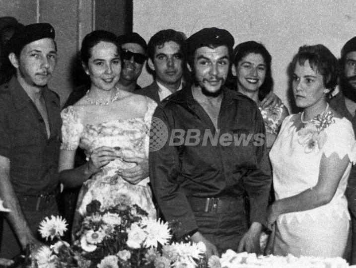 キューバ革命指導者チェ・ゲバラの遺体、科学調査で本物と断定