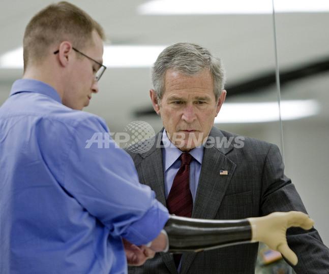 ウォルター・リード問題、ブッシュ大統領が謝罪 - 米国