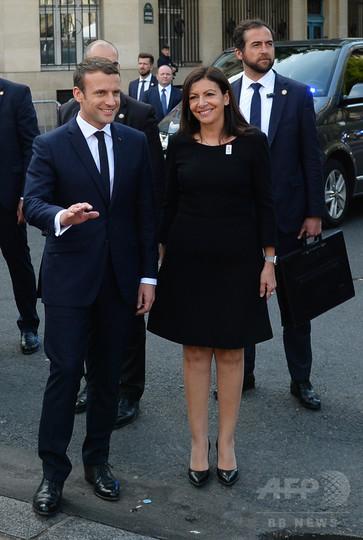 「白人お断り」の黒人フェス、パリ市長が中止要求