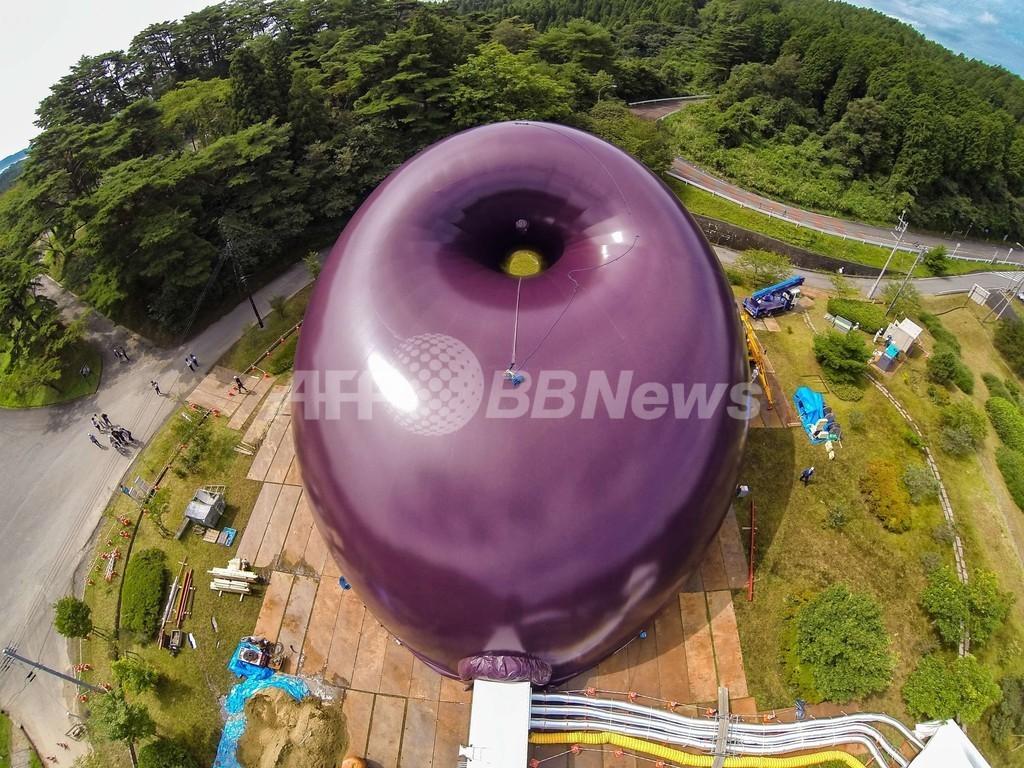 「世界初」 膨らむコンサートホール、被災地・松島にオープンへ