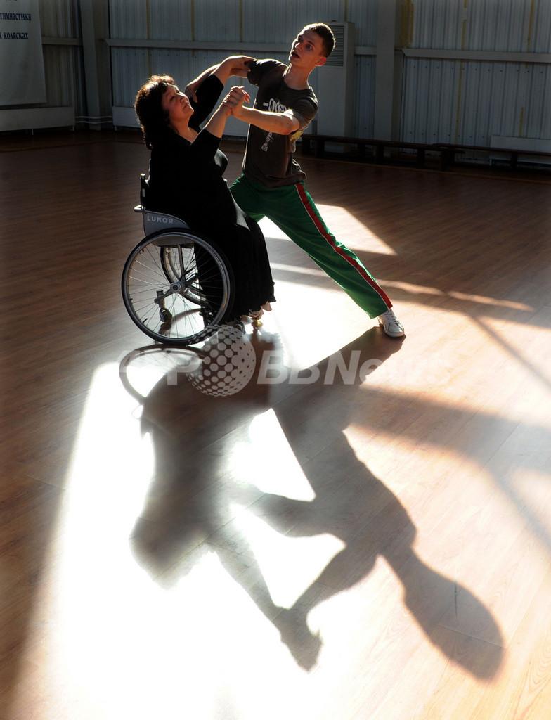 車いすのダンサーたち、ベラルーシ