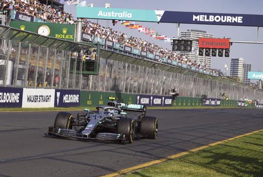 F1豪GP、2025年までのメルボルン開催継続が決定