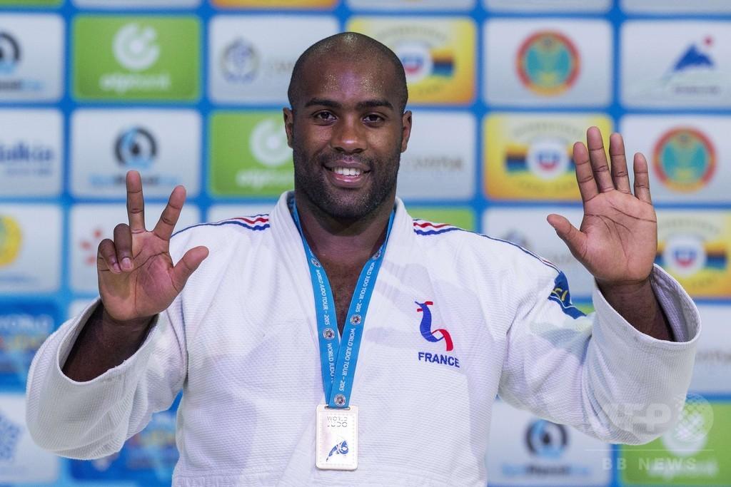 リネールが七戸破り世界柔道で8度目の優勝、「大きな満足感」