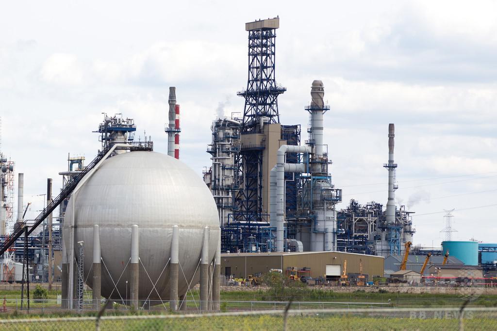 平均で1日1回の地震、原油採掘が原因か カナダ西部