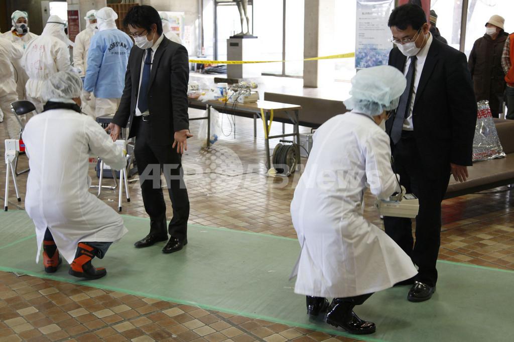福島原発、放射能汚染のシナリオ