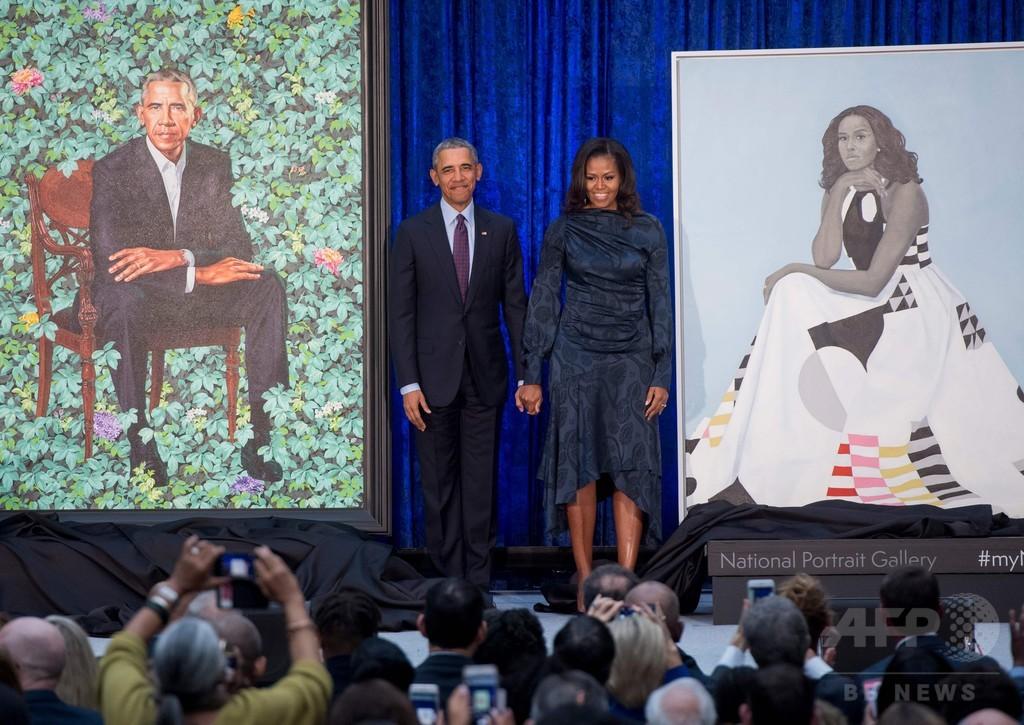 去ってまだ1年の「オバマ時代」を懐かしむ米国民