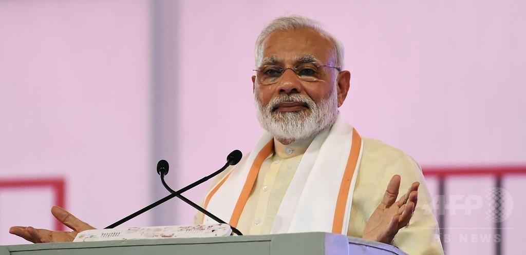 印モディ首相、牛を口実にした殺人「容認できない」
