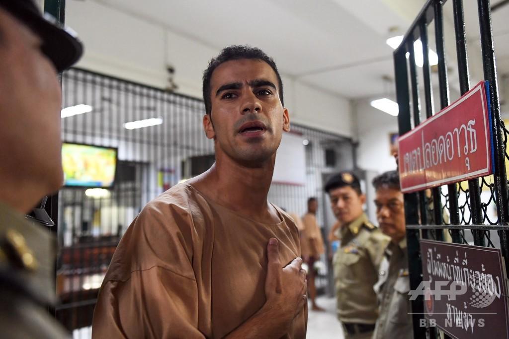 タイ、バーレーン出身の難民サッカー選手解放へ 送還要請取り下げで