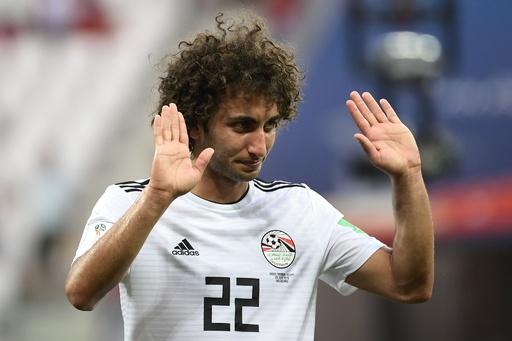 エジプト代表現役MFをセクハラ疑惑で追放、女性に露出か
