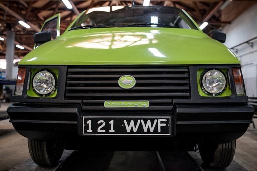 マダガスカル自動車メーカー、新モデルで起死回生へ