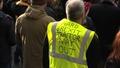 動画:英ロンドンで反EU派が抗議デモ、仏に連帯感示し黄色ベスト姿も