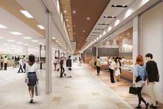 「三井ショッピングパーク ららぽーと柏の葉」開業以来3度目のリニューアル/新規・改装29店舗が3月20日(水)より順次オープン