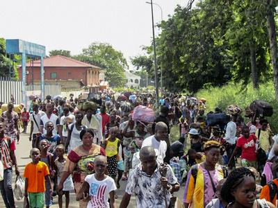 コンゴ首都で衝突、民間人ら5人死亡 反政府勢力「ニンジャ」関与か