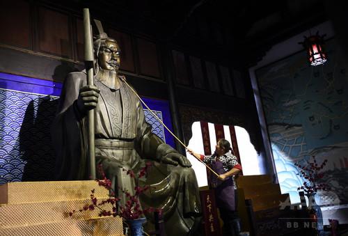 中国・伝説の大洪水、初の証拠を発見 文明史書き換えか