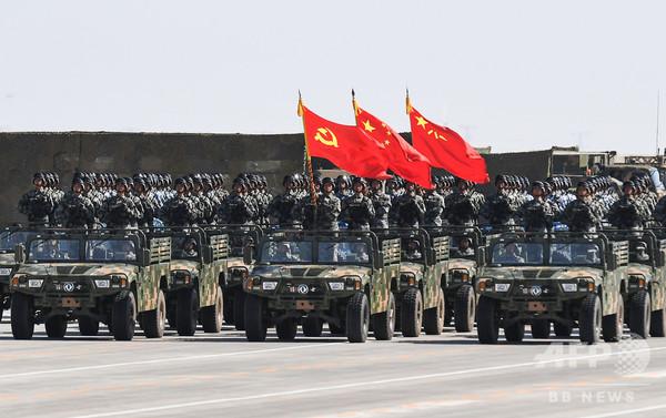 INF全廃条約の枠外で核兵器開発進める中国