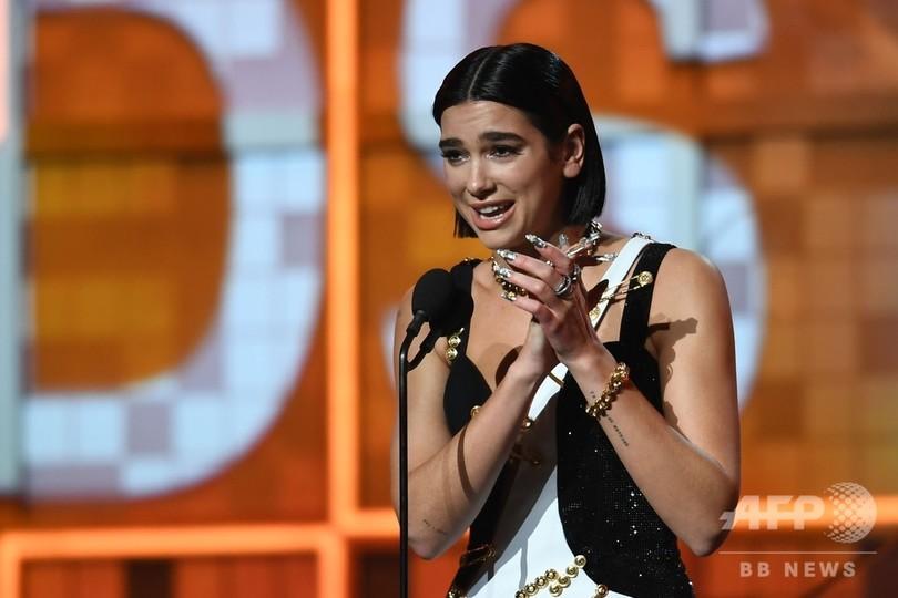 第61回グラミー賞、最優秀新人賞にデュア・リパ