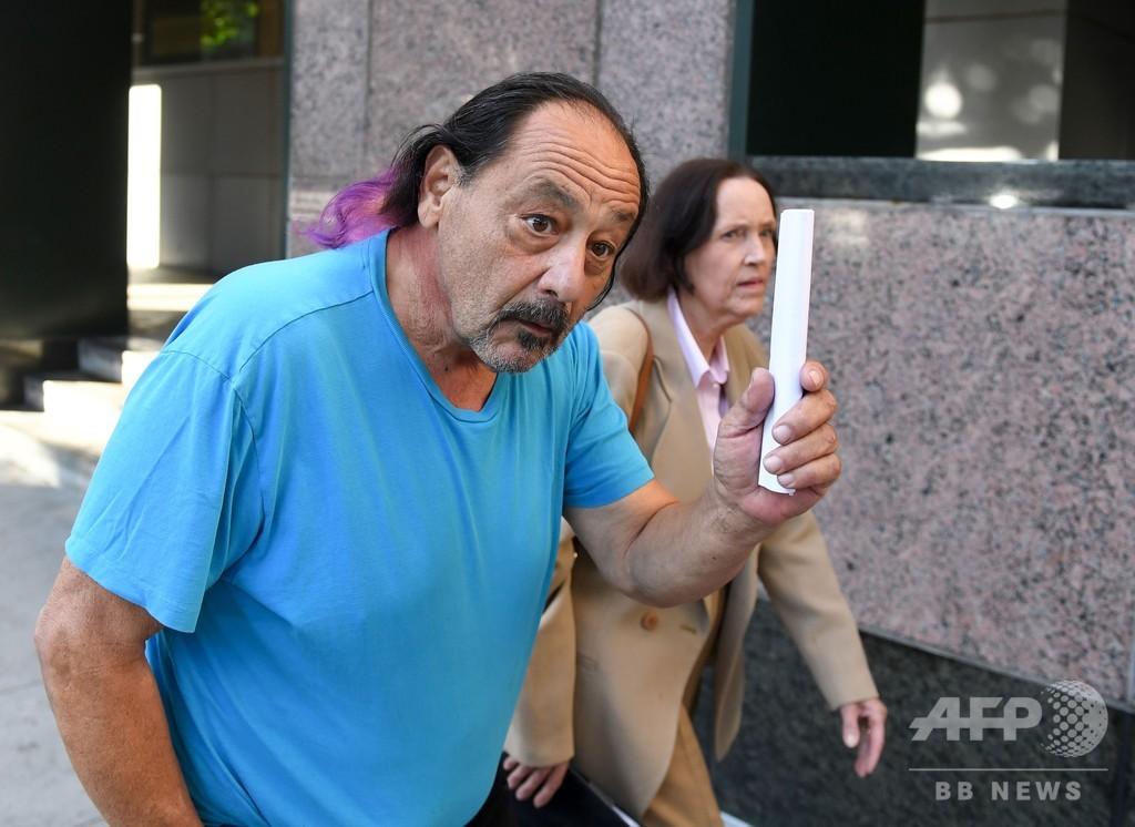 トランプ批判の一斉社説、主導した米新聞社に殺害脅迫 男を逮捕