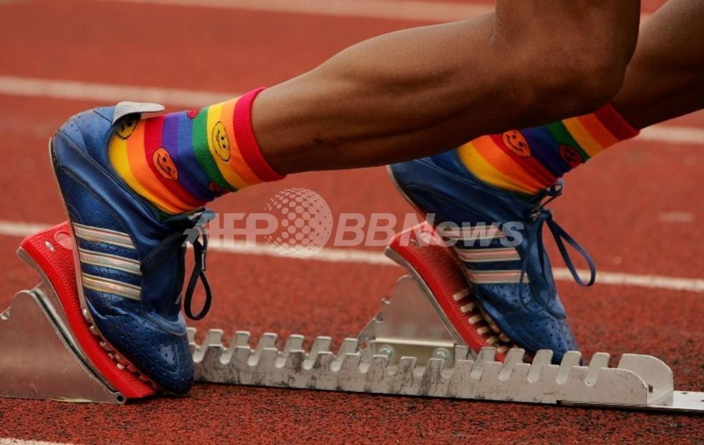 ロシアで同性愛者のスポーツ大会「ゲイ・ゲームズ」開催へ